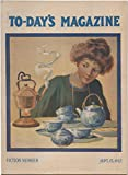img - for To-Day's Magazine, vol. 8, no. 12 (September 15, 1912) (Fiction Number) book / textbook / text book