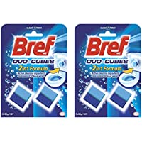 Bref Duo Cubes Original, In Cistern Toilet Cleaner, 2x50g … (2 Pack)