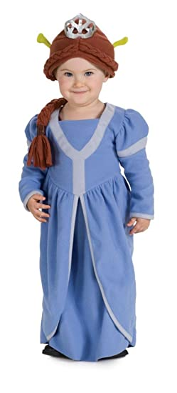Princess Fiona Shrek The Third Baby Costume Newborn 0-9  sc 1 st  Amazon.com & Amazon.com: Princess Fiona Baby Shrek Young Childrenu0027s Costumes ...