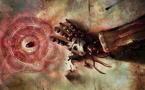 - Fullmetal Alchemist Playmat