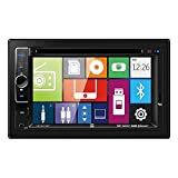 Dual XDVD210BT 6.2'' DVD Multimedia Receiver with Bluetooth
