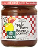 Eden Foods Organic apple butter