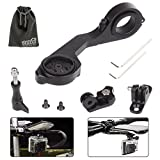 EEEKit Bicycle Bike Mount Holder For Garmin Edge 200 500 510 520 800 810 1000 and Gopro Hero 5 4 3 3+ Black Session/ Sony Action HDR-AS15 100 200V