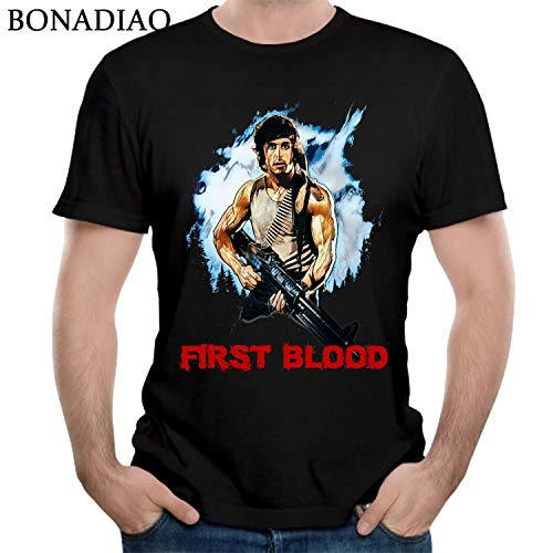 Rambo Shirt Cotton Collection 2 for Men Women T First Last Blood Tshirt Clothing Collectibles Gifts Costume