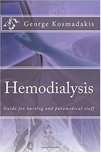 Book Hemodialysis: Guide for nursing and paramedical staff