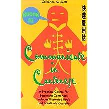 Communciate in Cantonese with Book