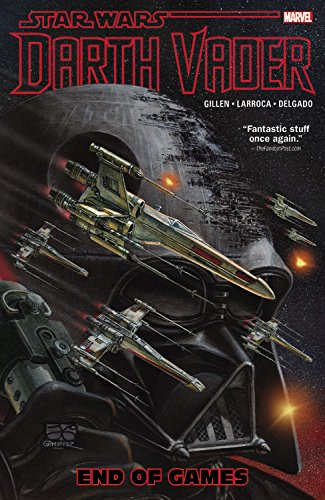 Comics Marvel Digital - Star Wars: Darth Vader Vol. 4: End of Games (Star Wars (Marvel))