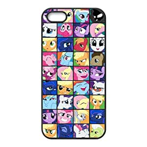 iPhone 5,5S Phone Case Printed With My Little Pony Images