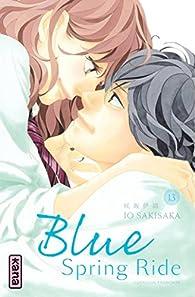 Blue Spring Ride, tome 13 par Io Sakisaka