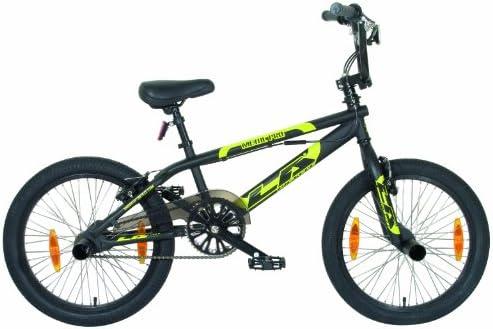 LA - Bicicleta Bmx de 26,7 cm, rueda de 20