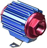 Professional Products 10214 Blue/Red Hi-Tech Fuel Filter