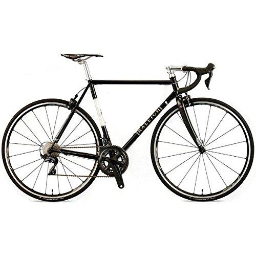 RALEIGH(ラレー) ロードバイク Carlton-R (CRR) グロスブラック 560mm B07673MPXG