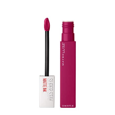 14c737b3c83 Buy Maybelline New York Super Stay Matte Ink Liquid Lipstick, 120 Artist,  5g Online at Low Prices in India - Amazon.in