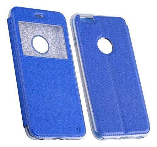One plus Metallic Cover Fall für Sony M5–Blau