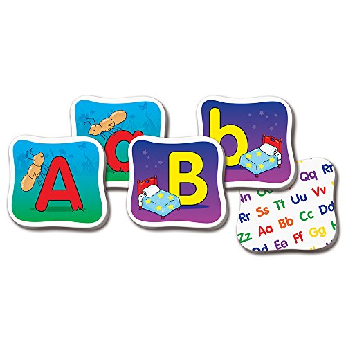 51BNM4lMshL - The Learning Journey Match It! Memory - Alphabet - Capital and Lowercase Letter Matching Game with 26 Matching Pairs