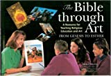 img - for The Bible Through Art - Big Book: A Resource for Teaching Religious Education and Art: From Genesis to Esther by Margaret Cooling (2000-07-31) book / textbook / text book