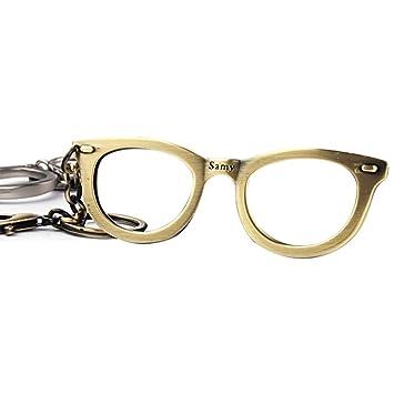 Tinksky Abrebotellas con Llavero (En Forma de Gafas): Amazon ...