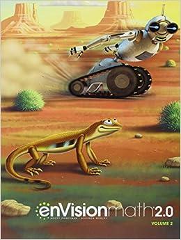 Amazon.com: enVision Math 2.0, Vol. 2 (9780328827459 ...