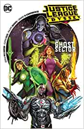 The ghost sector (Justice League Odyssey): Amazon.es: Joshua ...