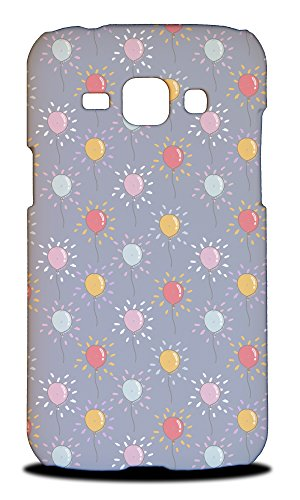Foxercases Design Balloons Pattern Hard Back Case Cover For Samsung Galaxy J1 (2015)