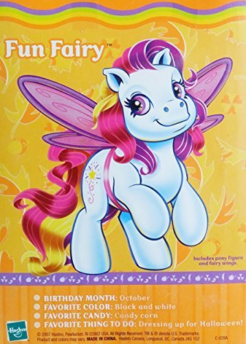 My Little Pony G3: Fun Fairy - Best Friends 25th Birthday Anniversary Celebration Pony Action Figure]()