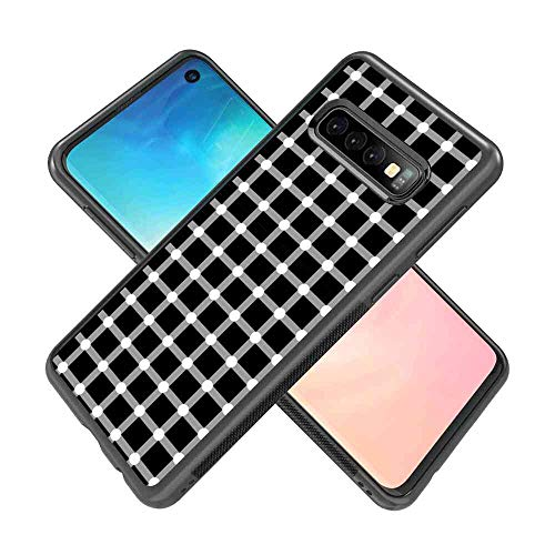 - Galaxy S10 Phone Case (2019) (6.1 Inch) Illusion Patterns Texture