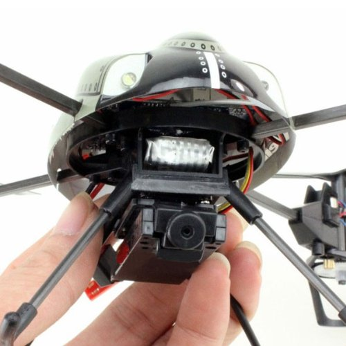 Quadcopter With Camera!
