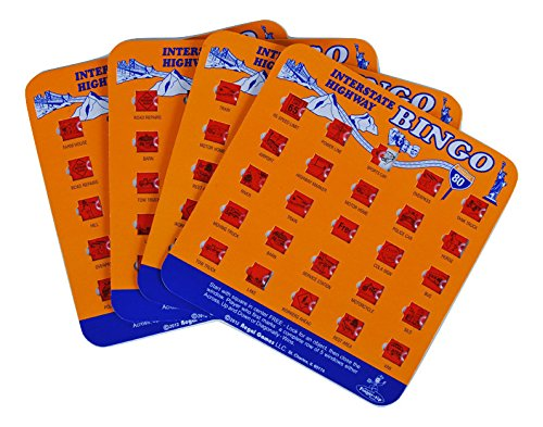 Travel Bingo made our CampingForFoodies hand-selected list of 100+ Camping Stocking Stuffers For RV And Tent Campers!