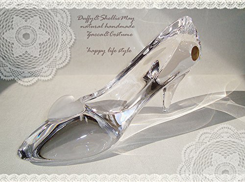 Happy Life Style Disney-limited and cosmetic boxed Cinderella glass slipper of (box) [goods] gift-50-box