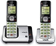VTech CS6719-2 2-Handset Expandable Cordless Phone with Caller ID/Call Waiting, Handset Intercom & Backlit Display/Keypad (R