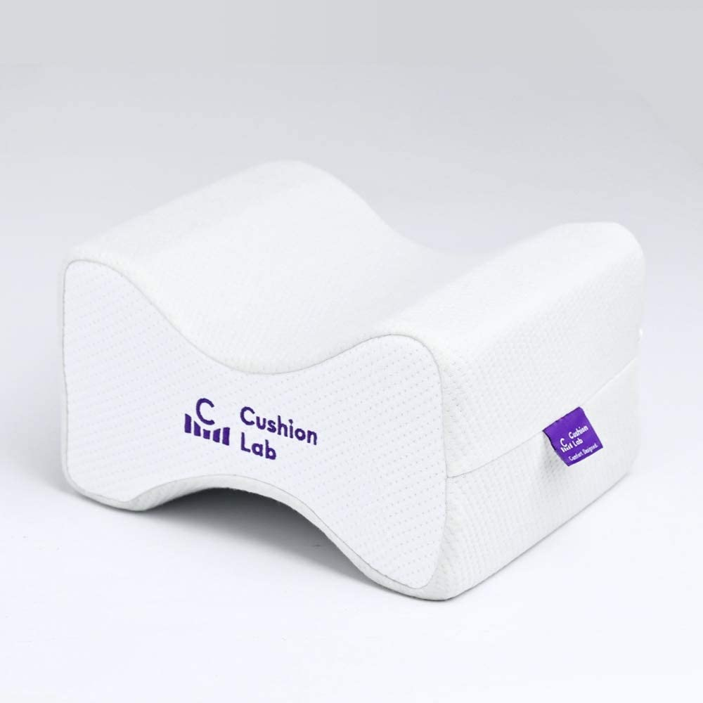2X Memory Foam Leg Support Pillow Sleep Bed Cushion Orthopaedic Knee Pain Relief
