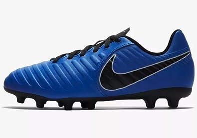 new style 63413 34bd6 Amazon.com | Nike Jr. Legend 7 Club FG/MG Soccer Cleats (9.5 ...