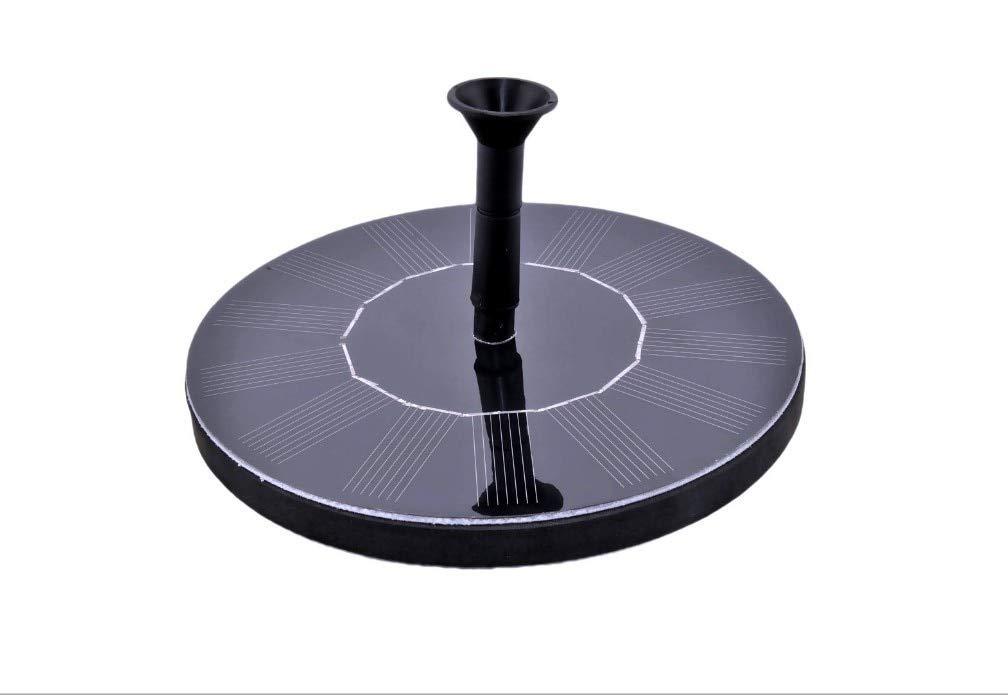 Ganos Fountain Water - 7v1.4w Solar Water Pump, Floating Fountain, Micro Dc Single Crystal Board