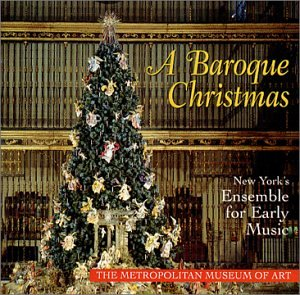 New York's Ensemble for Early Music, Charpentier, Gallot, Salazar ...