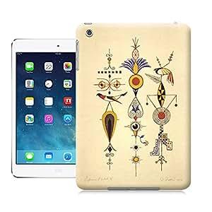 BreathePattern-A Decorative Antique Illustration-Apple iPad mini