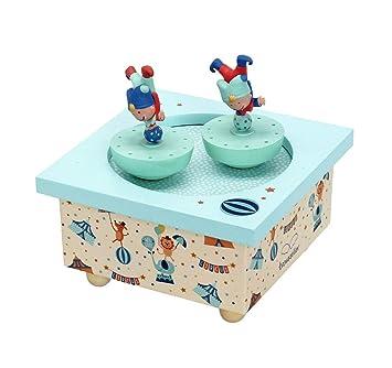 Trousselier Caja de música para bebés (TRS95020): Amazon.es: Juguetes y juegos