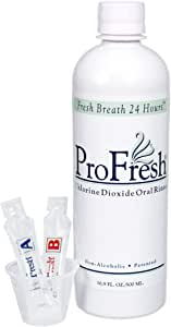 2 Week Deluxe ProFresh® Maintenance Kit - 1 Bottle with Activator Pac™ & Tongue Cleaner