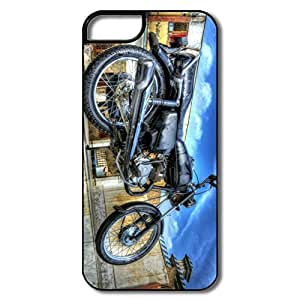 Motorcycle Ideal Plastic Case For IPhone 5/5S iphone case for men glassover for iphone