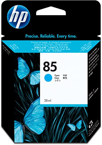 HP 85 Cyan Ink Cartridge (c9425a) for HP DesignJet 30, 130 Printers