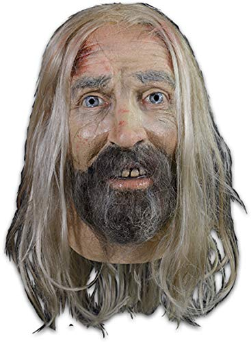 Trick or Treat Studios Men's The Devil's Rejects-Otis Mask, Multi, One Size -