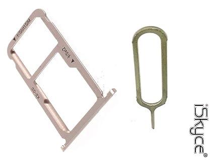 iSkyce 121P OEM Dual Nano SIM y Tarjeta SD cajón para Huawei ...