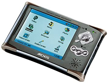 software archos av 400 20gb
