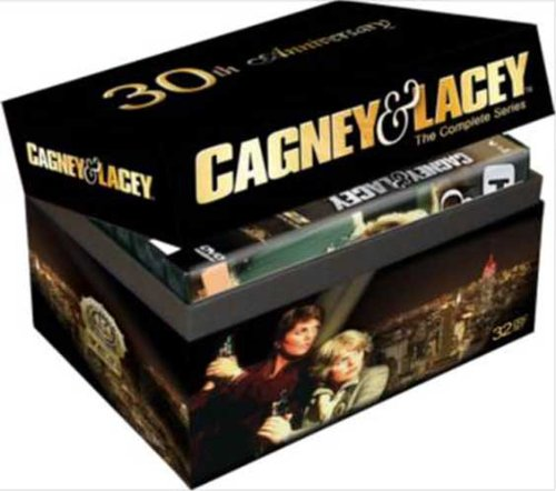 Cagney & Lacey The Complete Series 30th Anniversary by Visual Entertainment Inc.