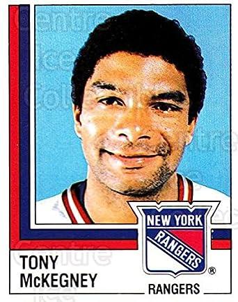 (CI) Tony McKegney Hockey Card 1987-88 Panini Stickers 118 Tony McKegney e4769276f
