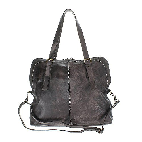 Undici-Dieci Tasche dunkelbraun ART.302 43cm