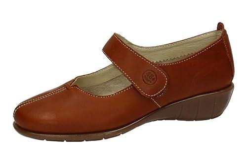 48 HORAS 710901/12 Mocasines DE Piel Mujer Zapatos MOCASÍN: Amazon.es: Zapatos y complementos