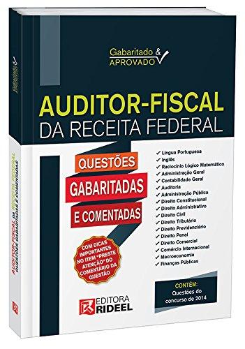 Gabaritado e Aprovado. Auditor Fiscal da Receita Federal