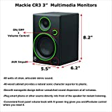 Mackie CR3 3-Inch Creative Reference Multimedia