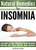 If you're ready to beat insomnia and start sleeping soundly through the night, then this book is for you!Read on your PC, Mac, smart phone, tablet, or Kindle device.Sleep is extremely important to our health. Adequate, uninterrupted sleep gives you e...