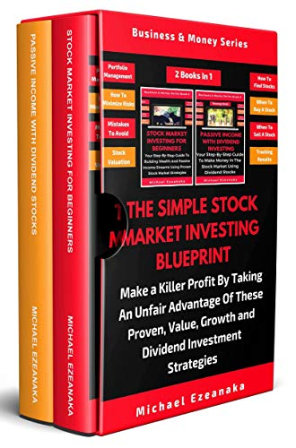 Amazon com: The Simple Stock Market Investing Blueprint (2